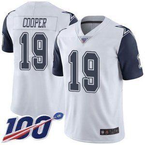 Cowboys Amari Cooper 100th Season Jersey